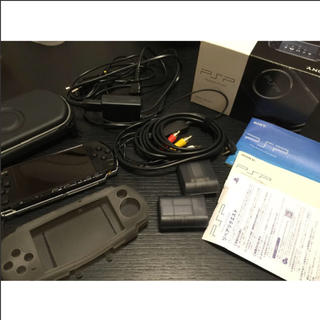 PlayStation - PSP 3000 本体箱付き ソフトワンセグGPS付き