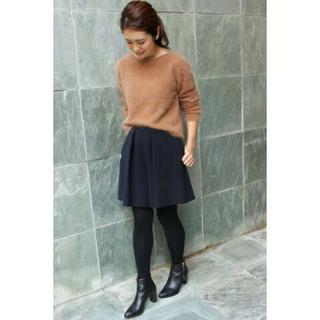 イエナ(IENA)のIENA×Naoko Tsuji ウエストポイント ショートパンツ(ひざ丈スカート)