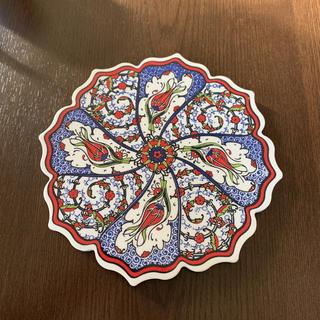 鍋敷き 陶器(キッチン小物)