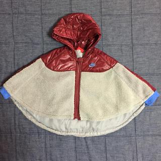 ナイキ(NIKE)の▷used▷NIKE ベビーポンチョ 80〜90(ジャケット/コート)