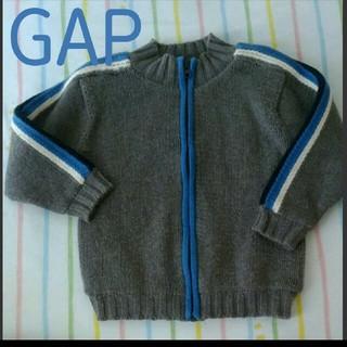 ベビーギャップ(babyGAP)のGAP カーディガン 110サイズ(カーディガン)