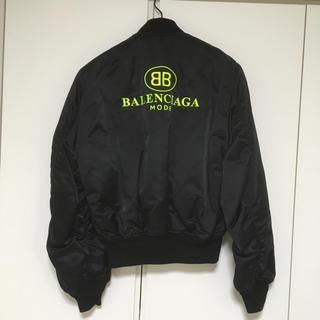 バレンシアガ(Balenciaga)のbalenciaga ボンバージャケット(フライトジャケット)