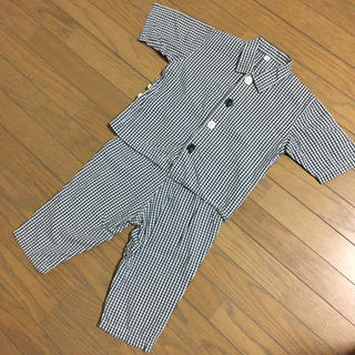 ムジルシリョウヒン(MUJI (無印良品))の▷used▷無印良品 パジャマ 80 (パジャマ)