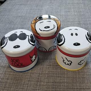 SNOOPY - 【美品】スヌーピー  USJ 空き缶
