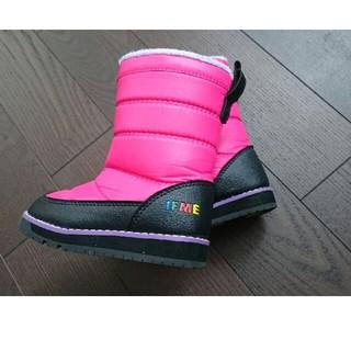 IFME防寒長靴  15㎝ 美品(長靴/レインシューズ)