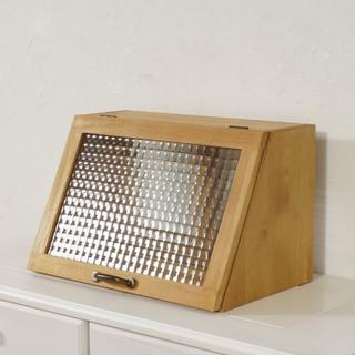 【新品未使用】天然木 調味料 ラック 無垢 カウンター上 収納 (キッチン収納)