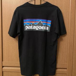 patagonia - パタゴニア Tシャツ XS ブラック