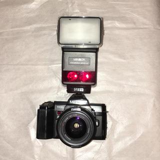 コニカミノルタ(KONICA MINOLTA)のMINOLTAα-7000/Program4000AF/ZOOM 75-300(フィルムカメラ)