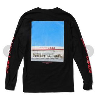 シマムラ(しまむら)のMサイズ しまむら ZOZO OPEN限定コラボ商品 ブラック(Tシャツ/カットソー(七分/長袖))