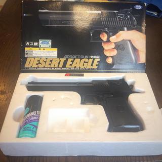 DESERT EAGLE AIR SOFT GUN(完成品)(ガスガン)