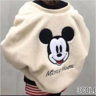 ディズニー(Disney)のミッキー ボア ブルゾン(ブルゾン)