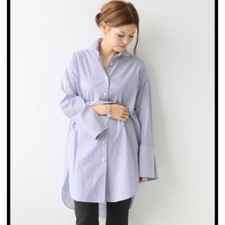 DEUXIEME CLASSE - Deuxieme Classe ロングシャツ ドゥーズィエムクラス