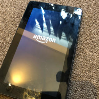 kindle fire 2016年モデル(タブレット)