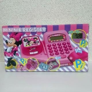 Disney - 【新品】ミニーちゃん レジスター