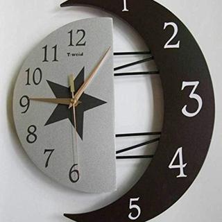新品送料込み★壁掛け時計 デザインウォールクロック 191(掛時計/柱時計)