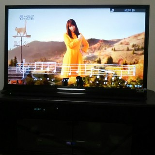シャープ(SHARP)の☆★AQUOS ファミリンクセット☆★40型液晶テレビ&Blu-rayレコーダー(テレビ)