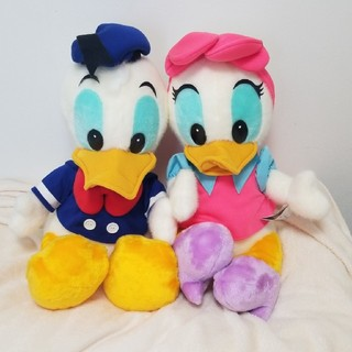 Disney - ドナルド&デイジー☆ぬいぐるみ