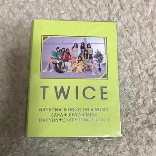 ウェストトゥワイス(Waste(twice))のtwice トレカケース(K-POP/アジア)