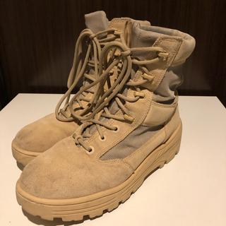 アディダス(adidas)のYeezy season4 size42(26.5) コンバットブーツ(ブーツ)