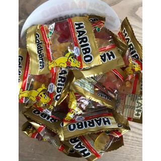 ゴールデンベア(Golden Bear)のコストコ ハリボー 50個(菓子/デザート)