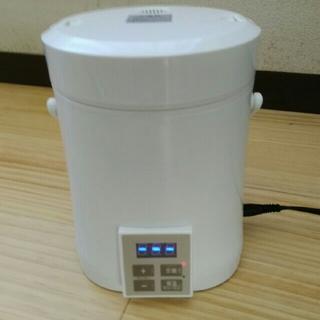 コイズミ(KOIZUMI)の炊飯器(0.5〜2合)アルファックス・コイズミ(炊飯器)