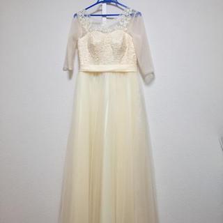 結婚式 花嫁 ドレスワンピース 二次会