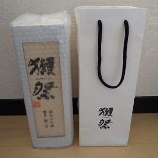 獺祭 純米大吟醸 磨き二割三分 木箱入り 720ml(日本酒)