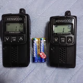 ケンウッド(KENWOOD)のKENWOOD 中継器対応特定小電力トランシーバー  UBZ-EA20R  (アマチュア無線)