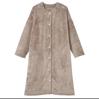 MUJI (無印良品) - 新品 無印良品あたたかファイバー着る毛布スリーパー