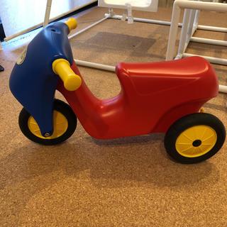 ボーネルンド(BorneLund)のDantoy ボーネルンド 三輪車(三輪車)