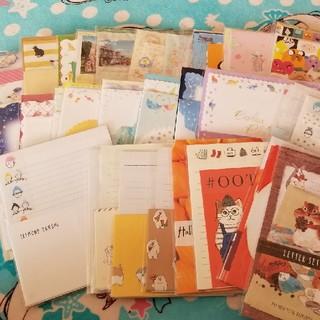ディズニー(Disney)の☆ バラ レターセット 30組セット ☆(カード/レター/ラッピング)