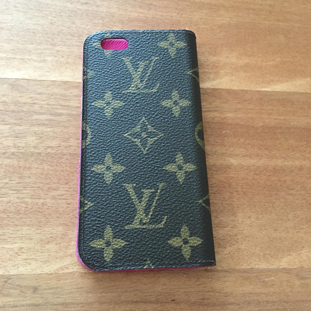 iphone7 ケース チタン | LOUIS VUITTON - iPhone 6S ケースの通販 by だいまま's shop|ルイヴィトンならラクマ