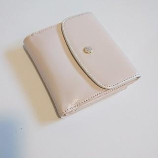 キタムラ(Kitamura)のキタムラ☆二つ折り財布☆パールピンク(財布)