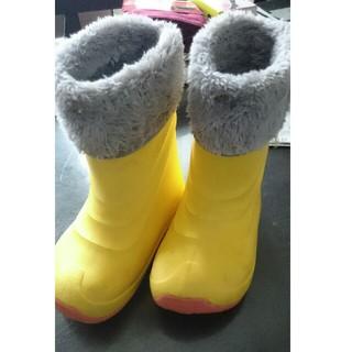 16、5~17㎝位  防寒防水長靴(長靴/レインシューズ)