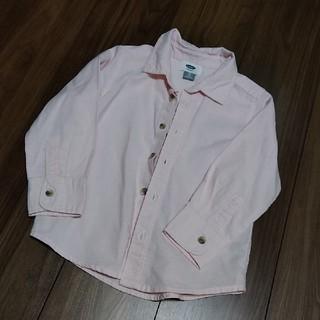 オールドネイビー(Old Navy)のオールドネイビー シャツ 4歳(Tシャツ/カットソー)