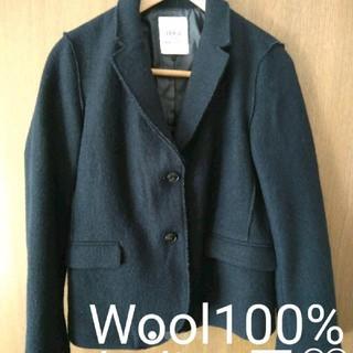 イッカ(ikka)のウールジャケット レディース用(テーラードジャケット)