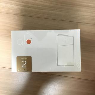 グロー(glo)のglo2シリーズゴールド (限定色)(タバコグッズ)