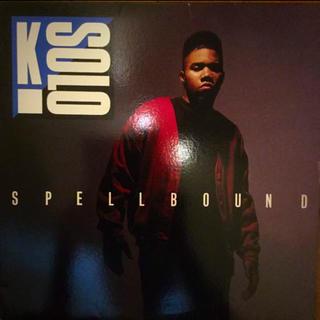 【レコード*033】K-SOLO (ヒップホップ/ラップ)
