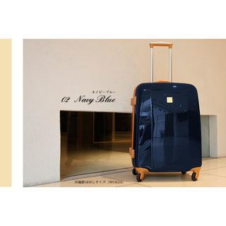 【送料無料】キャリーバッグ 軽量 大型 MLサイズ ☆(旅行用品)