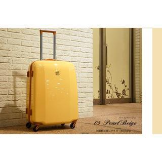 【送料無料】キャリーバッグ 軽量 大型 MLサイズ ☆☆☆☆☆(旅行用品)