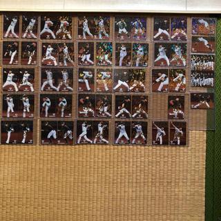 カルビー(カルビー)のプロ野球チップスカードまとめ売り(シングルカード)