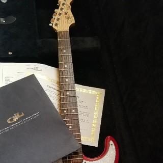 G&L S500 USA Cherry Burst(エレキギター)