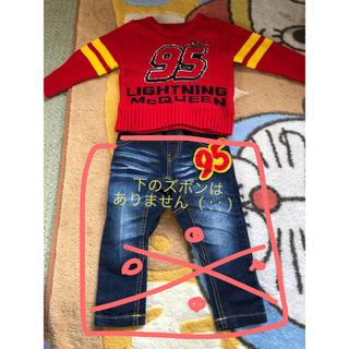ディズニー(Disney)のニット  セーター  キッズ  80(その他)