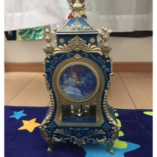 ディズニー(Disney)のシンデレラ 時計(置時計)