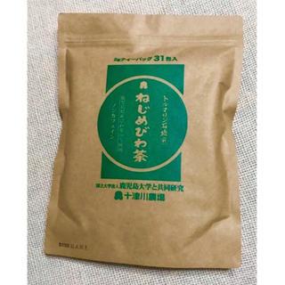 ねじめびわ茶 ティーバック31包ノンカフェイントルマリン石焙煎 鹿児島県産びわ葉(健康茶)