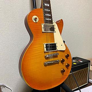 ギブソン(Gibson)のEdwards e-lp-130als/re lmb レスポール タイプ(エレキギター)