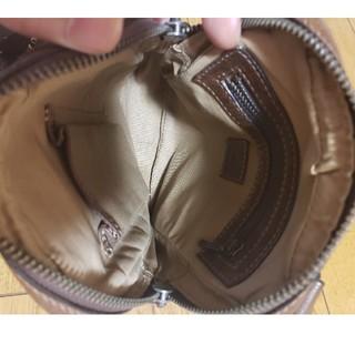 ツチヤカバンセイゾウジョ(土屋鞄製造所)のレア 土屋鞄製造所 セッション 本革 2WAYポシェット ショルダーバッグ 鞄 (ショルダーバッグ)