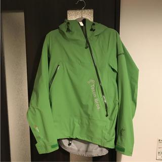 パタゴニア(patagonia)のツルギジャケットとM10ジャケット(ナイロンジャケット)