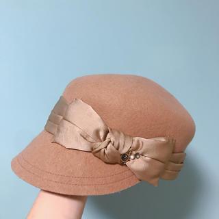 カシラ(CA4LA)のCA4LA ウール キャスケット帽(キャスケット)