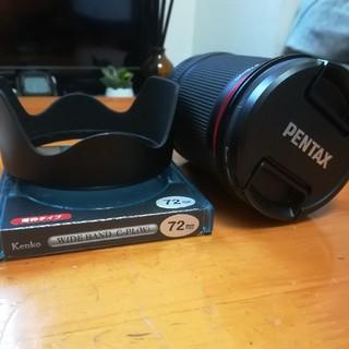 ペンタックス(PENTAX)のPENTAX-DA16-85mmF3.5-5.6ED DC WR(レンズ(ズーム))